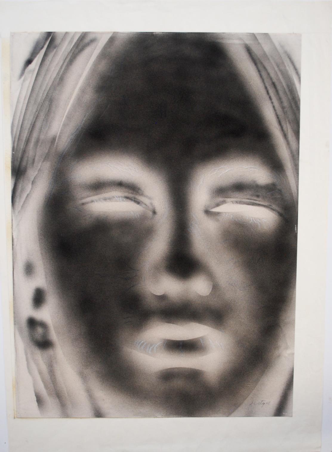 Female Portrait, 1968