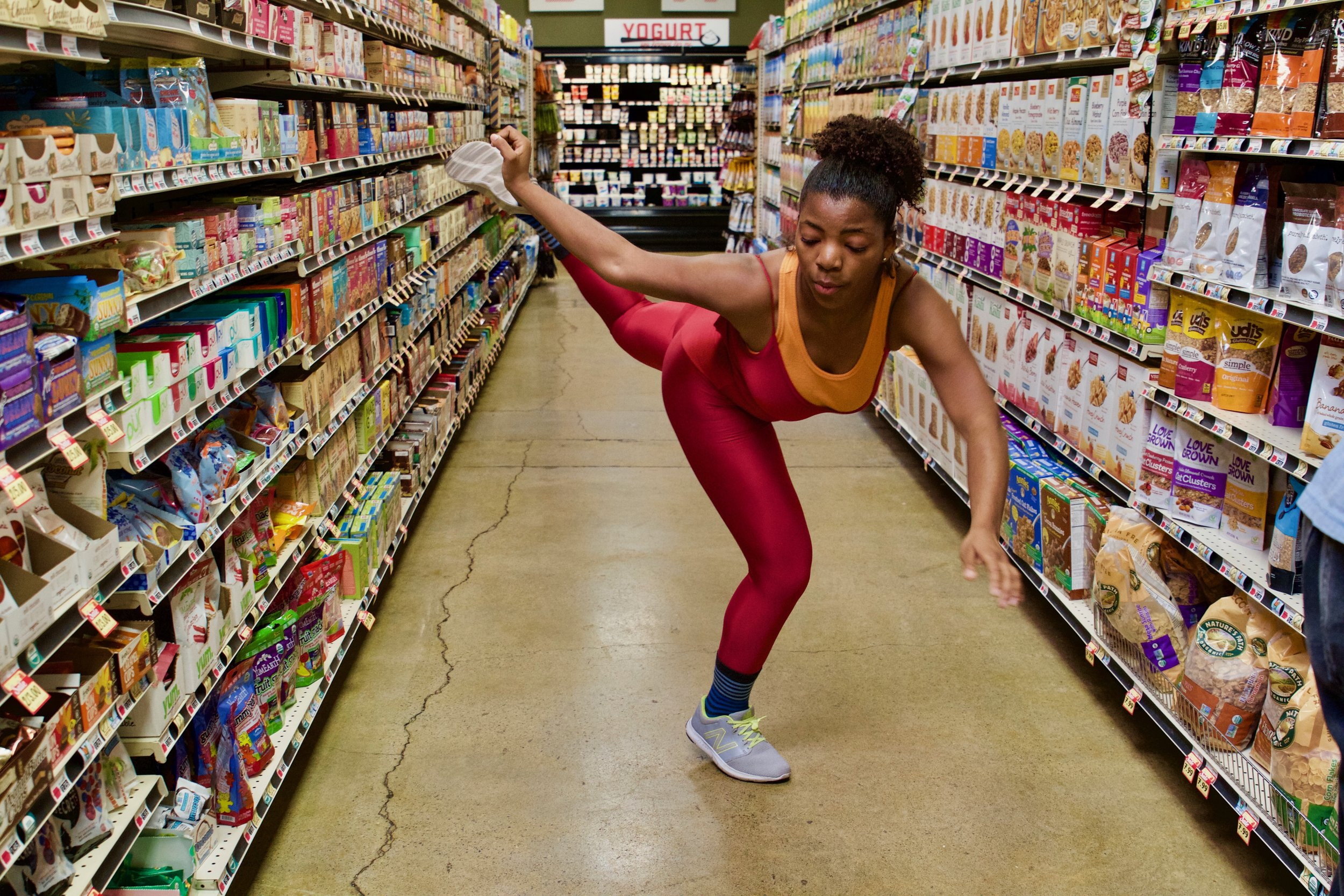 Grocery Dance (2017-Present)