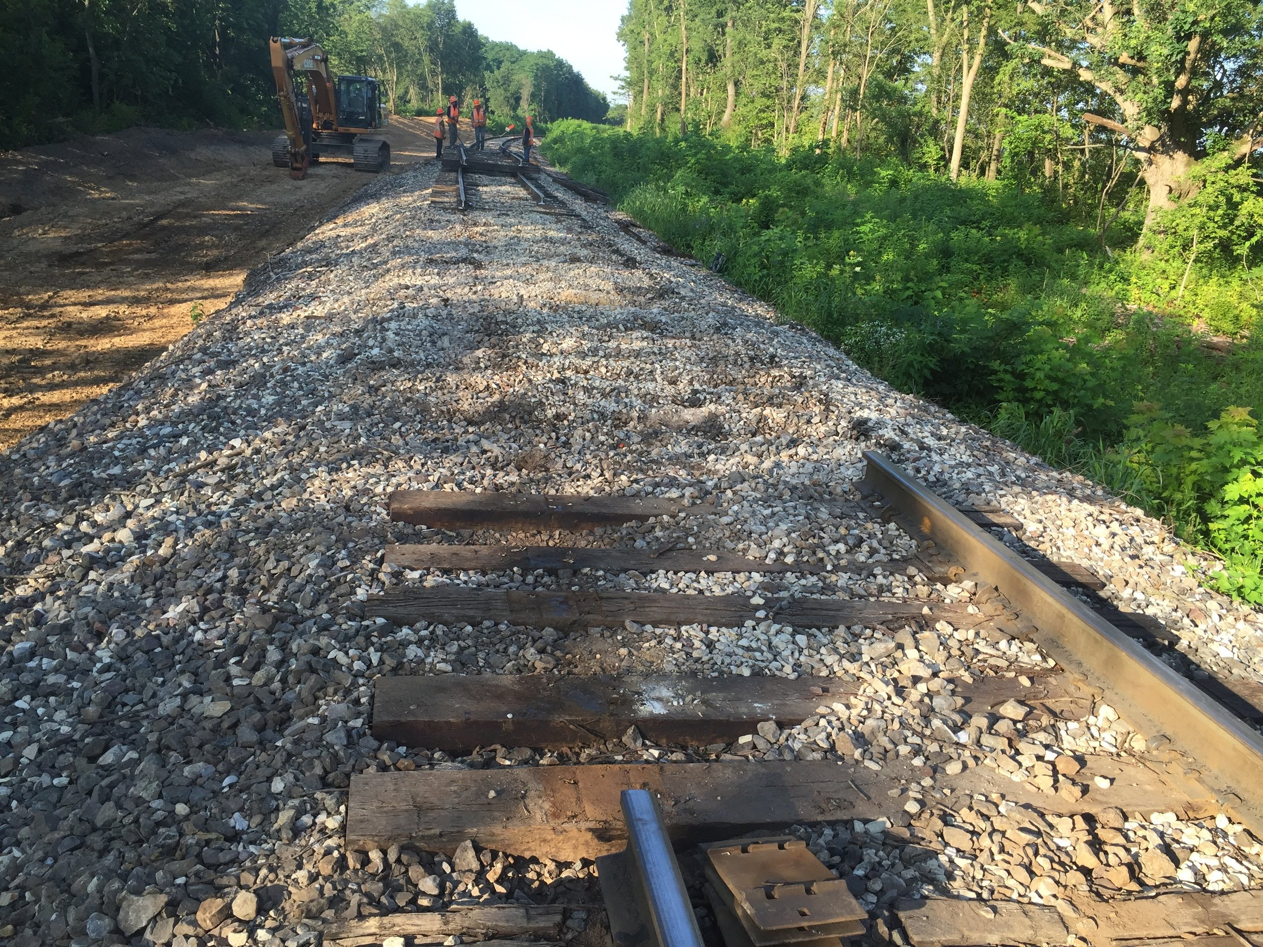 Track Removal