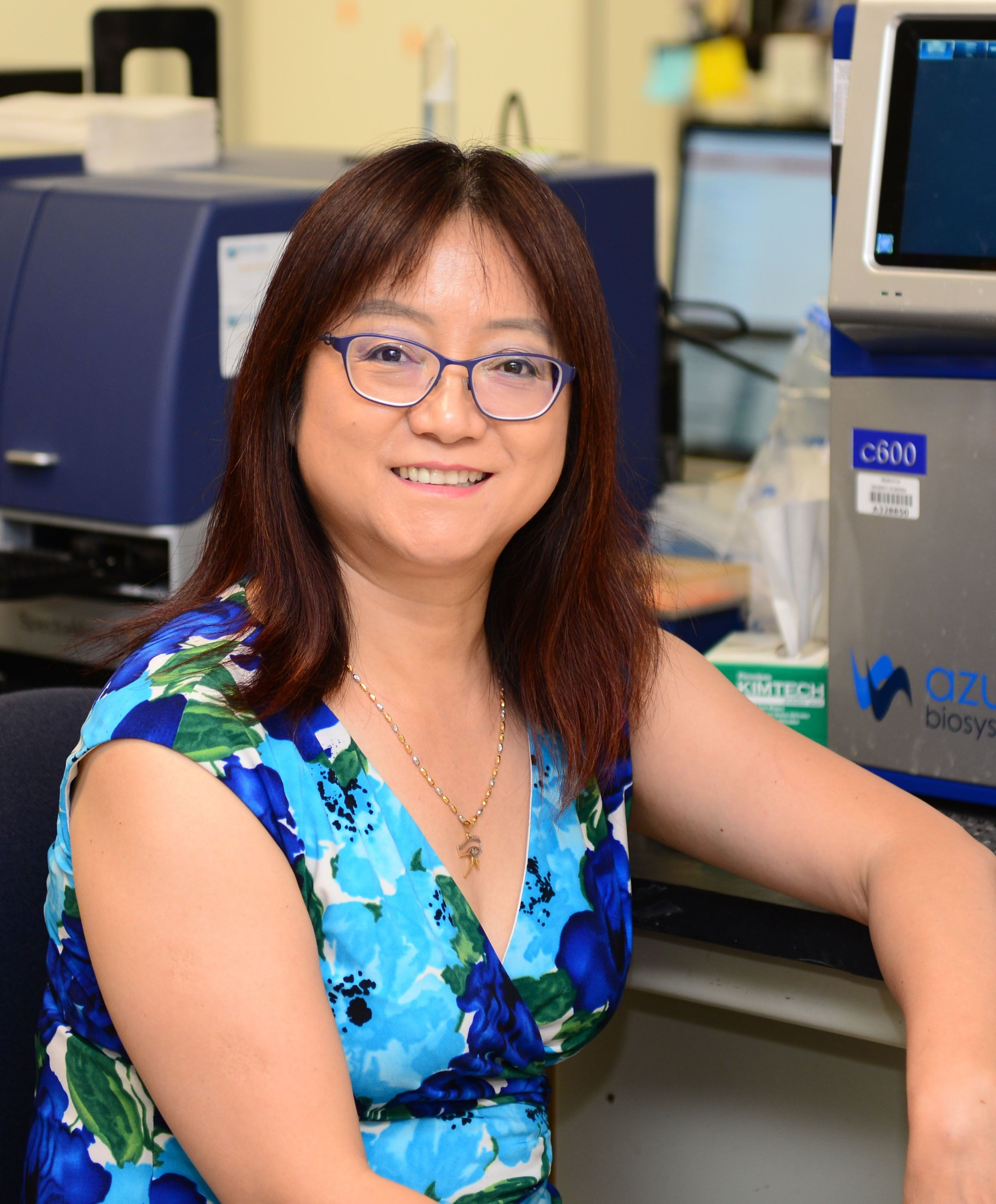Donna Zhang, PhD  Professor