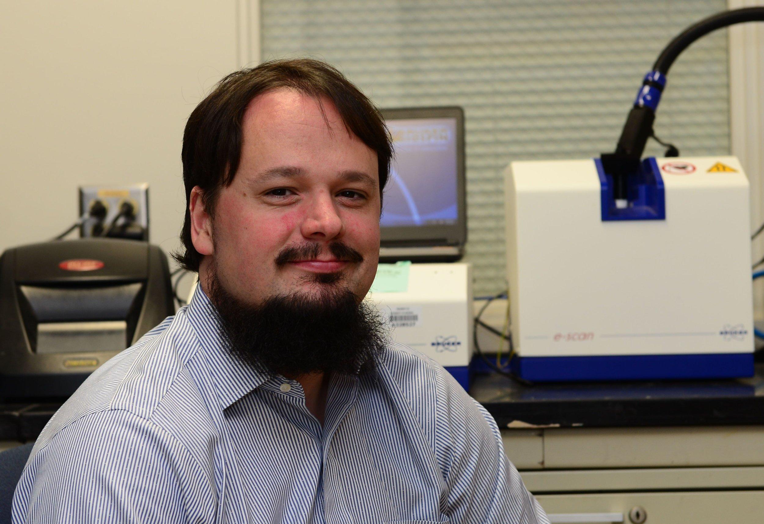 Matthew Dodson, PhD  Post-Doc