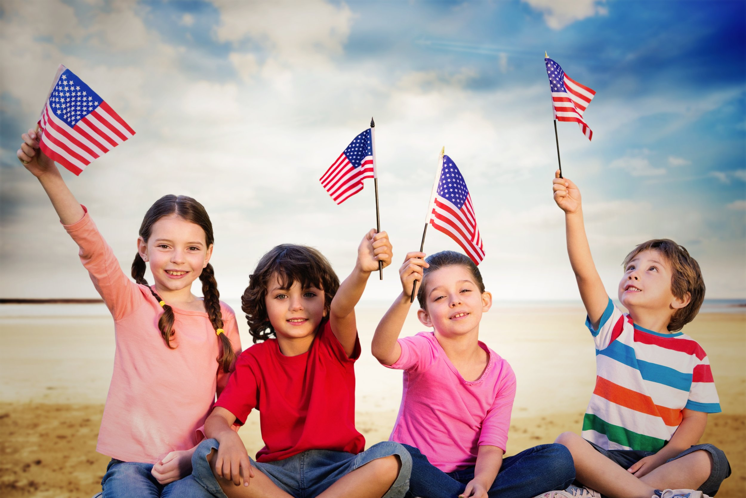Stars And stripes - July 1st - July 5thGod Bless America….we are celebrating Independence Day! During this adventure we will be learning about Independence Day through art and play. Come join us for the fun activities we have planned!