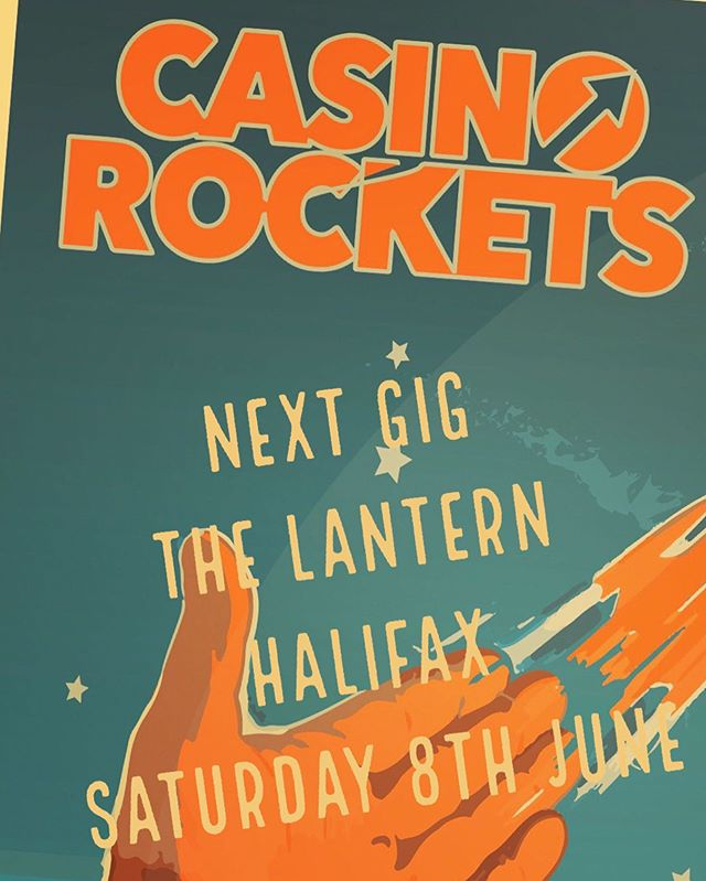 Hey 👋 We'd love your support. Our next gig is at the 'brilliant' Lantern in Halifax on Saturday June 8th. Who's coming? 😎👍🏻