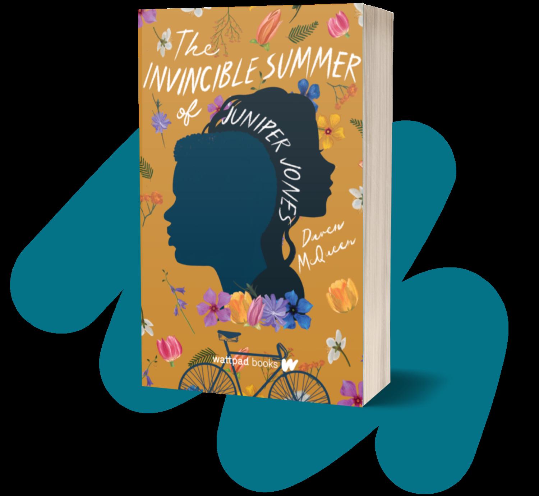The Invincible Summer of Juniper Jones by Daven McQueen ...