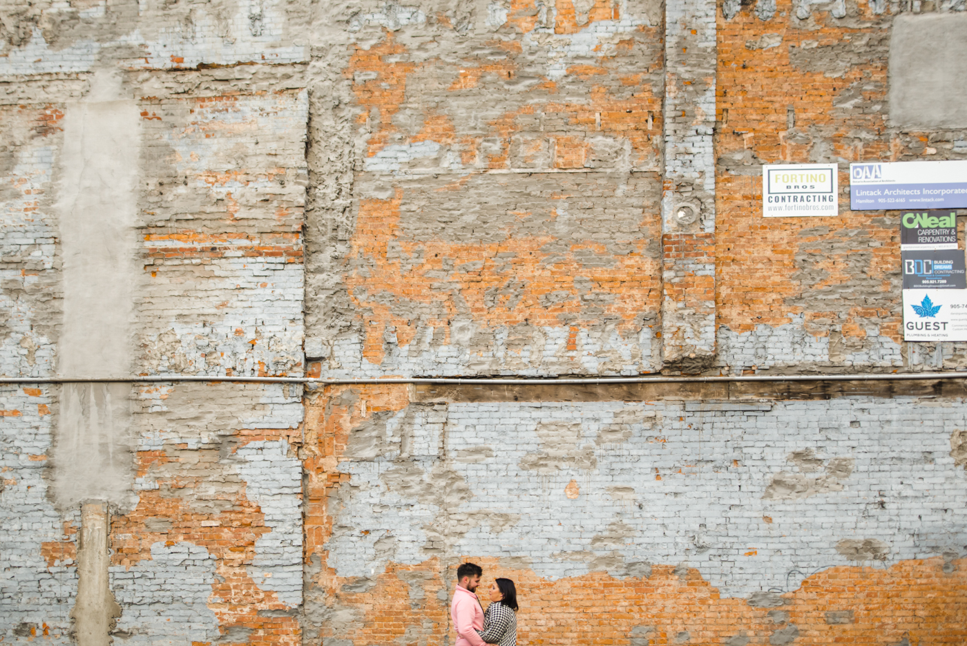 Alex & Michelle's Downtown Hamilton Gore Park James Street North King Street East Engagement Session Aidan Hennebry Urban Wedding Photographer Hush Hush Photography & Film-26.jpg