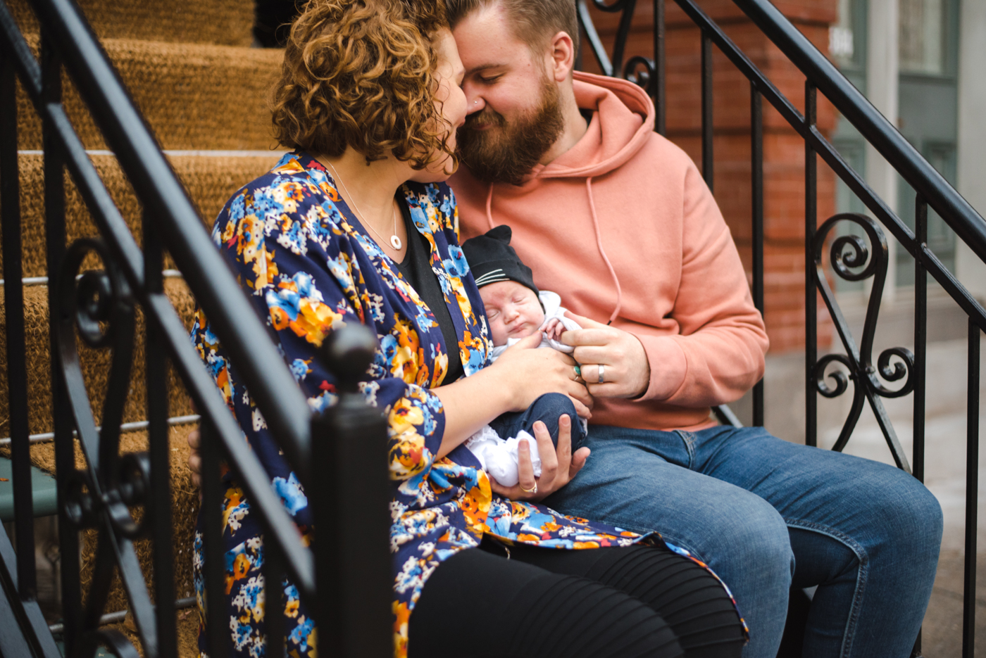 The Stipancic Family At Home Newborn Session Baby 1 Month Old Montreal Quebec Hamilton Ontario Aidan Hennebry Hush Hush Photography & Film Adelaide Pearle-31.jpg