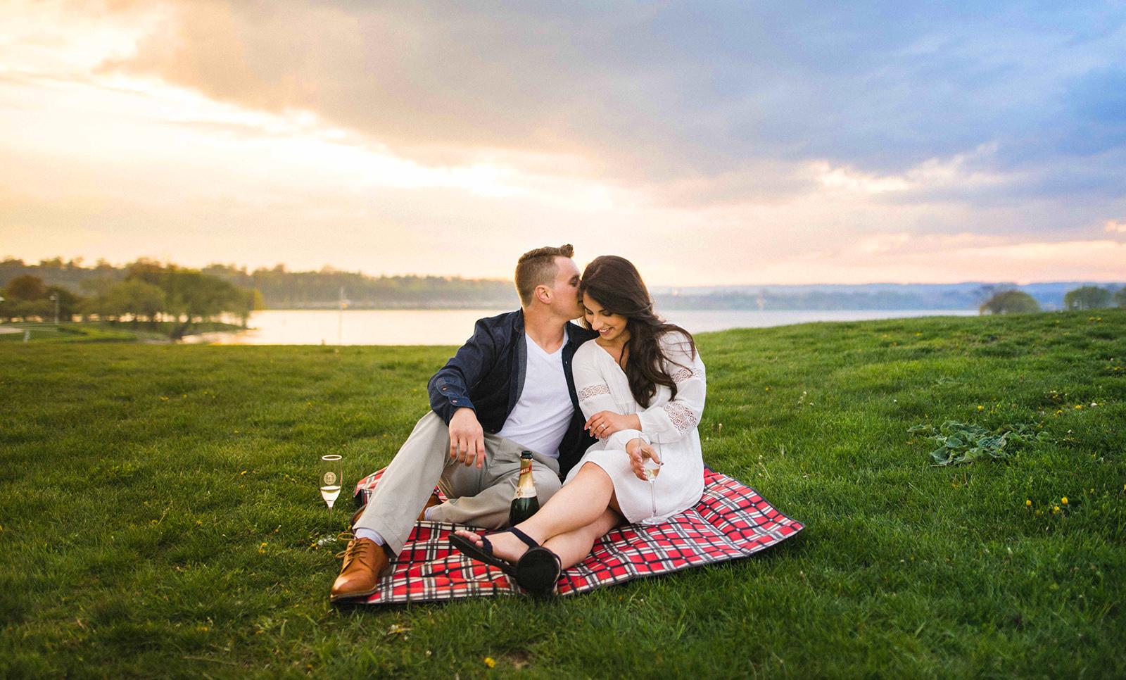 Greg and Sanaz's Engagement at Bayfront Park in Hamilton by Aidan Hennebry Wedding Photographer Ontario Niagara Toronto.jpg