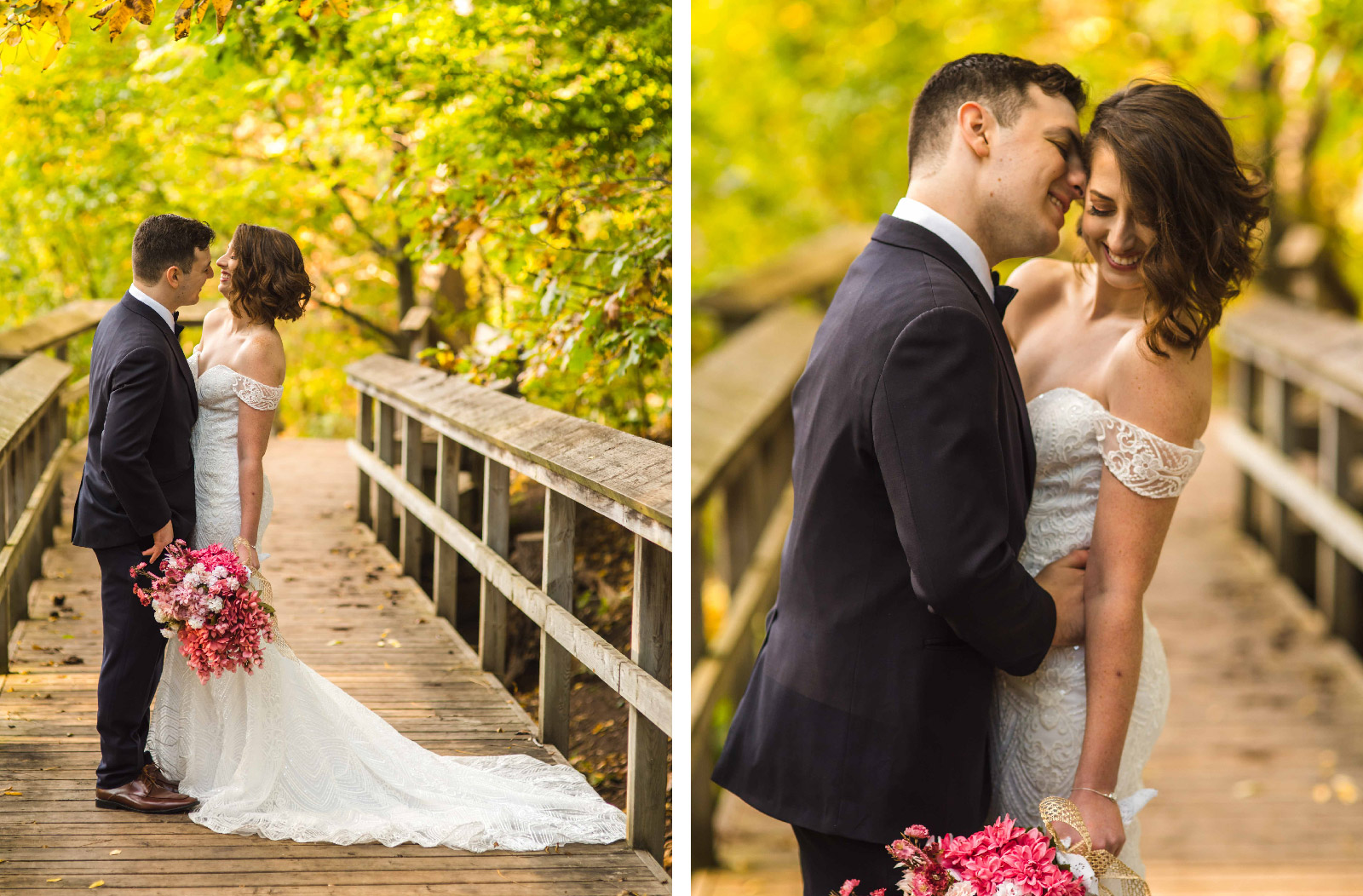 Mike & Allison Bridge Hush Hush Photography & Film Aidan Hennebry Hamilton Wedding Photographer Videographer-01.jpg