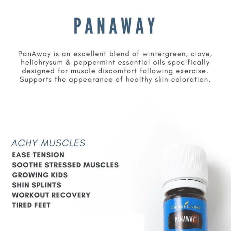 PanAway essential oil