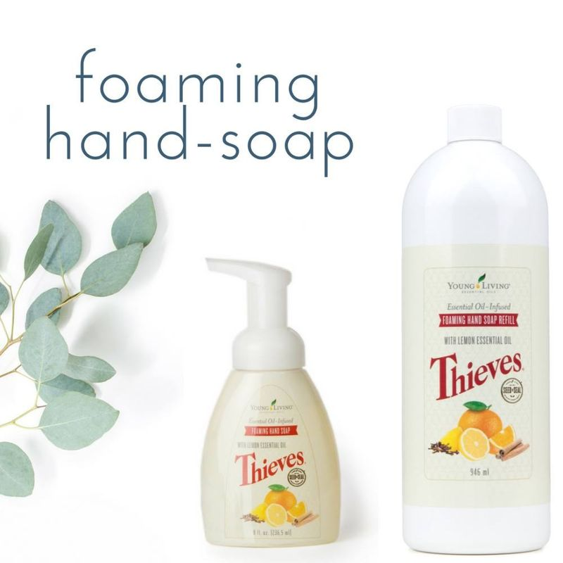 Thieves Essential Oi Hand Soap