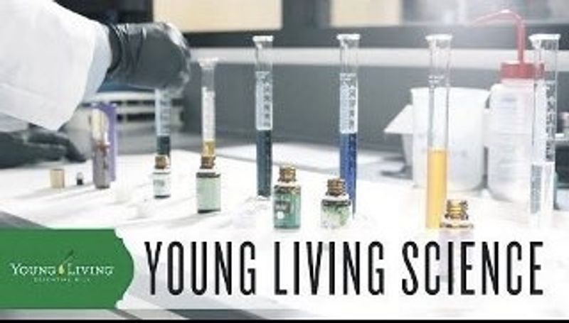 Young Living science in action