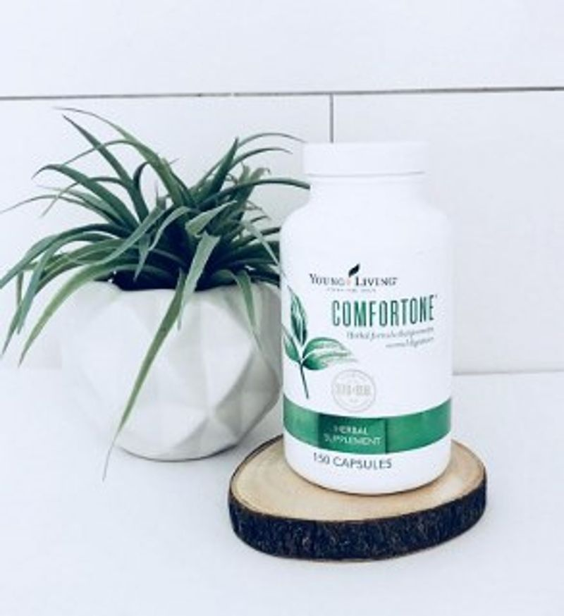 Comforcleanse in the home