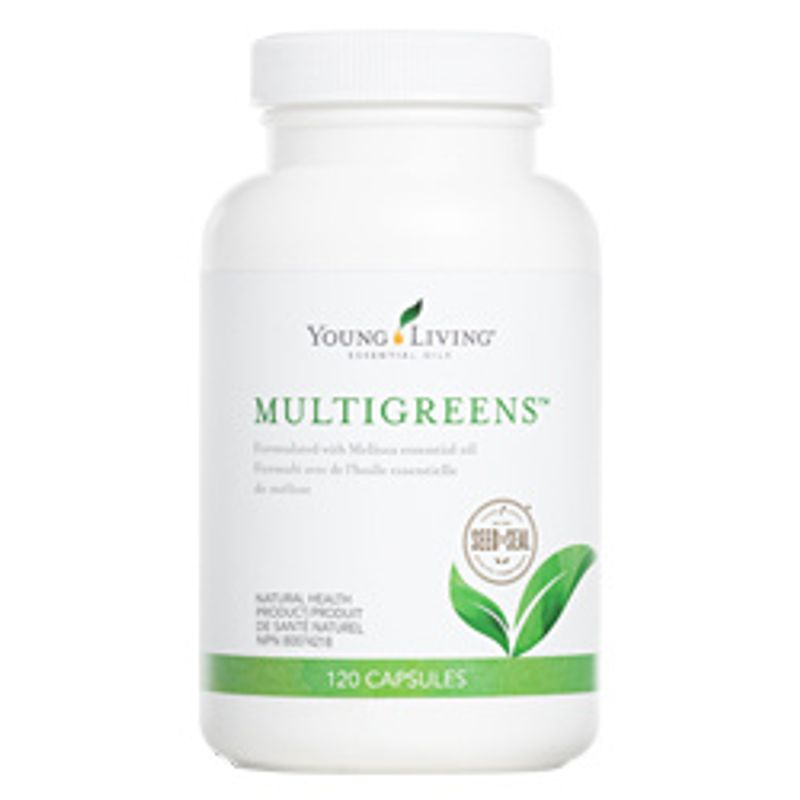 Mulitgreens Vitamin Young Living