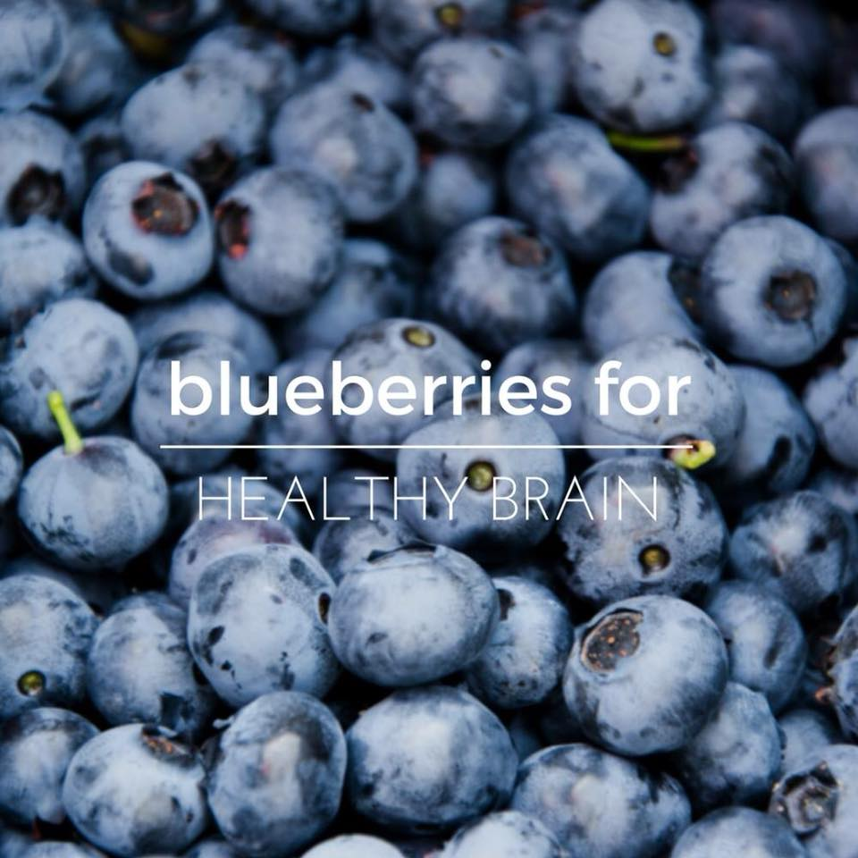 Blueberries for Brain Health