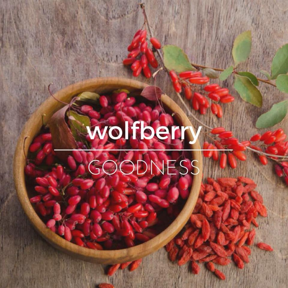 Other YL Products with Wolfberry Goodness