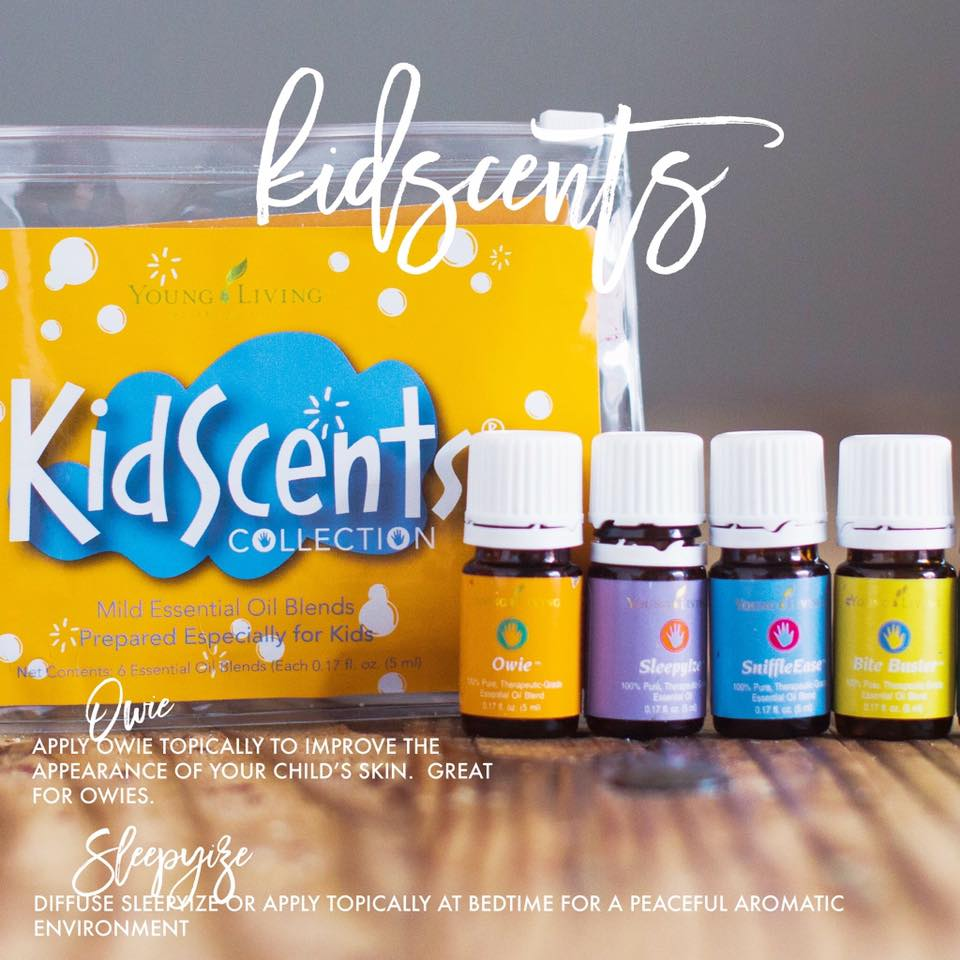 Post 8 - Kidscents blends