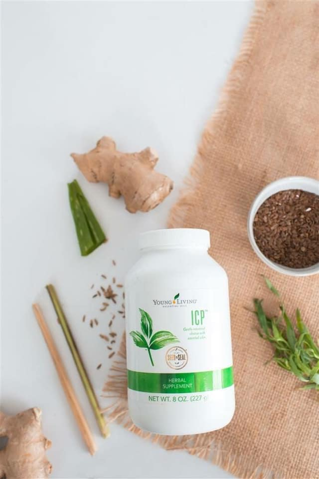ICP Vitamin Young Living