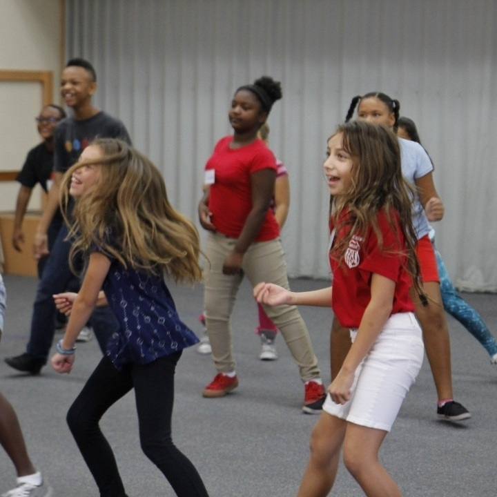 """- """"Dance and math are my two favorite things, so being able to combine those two together makes me really happy.""""— Alyse, student"""