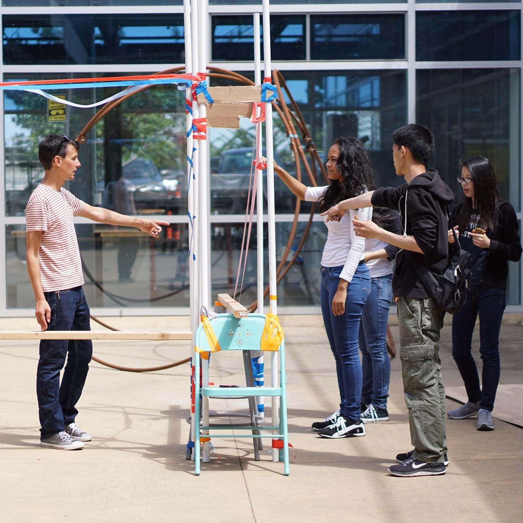 Youth Art Exchange