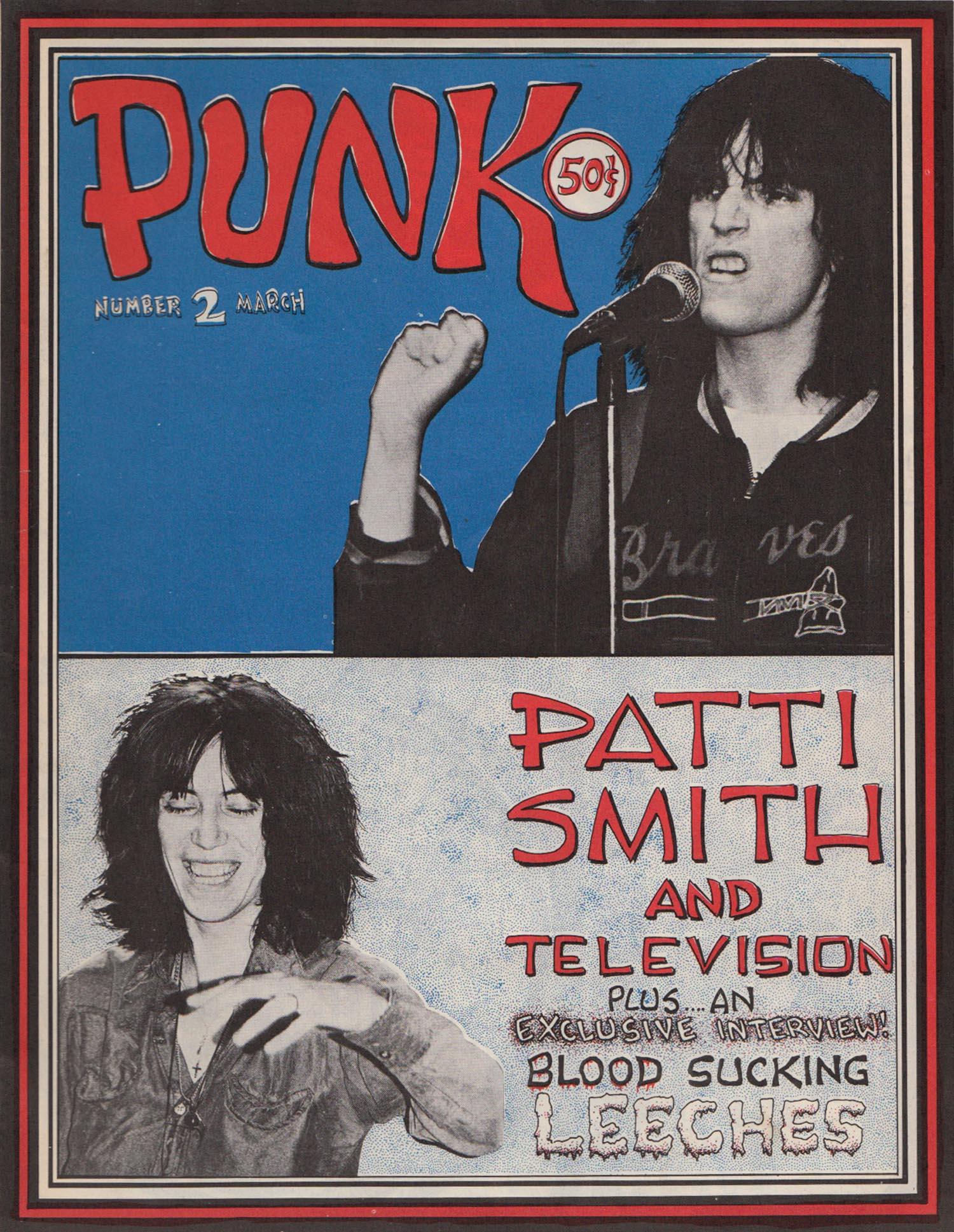 Punk Magazine, Issue 2, March 1976