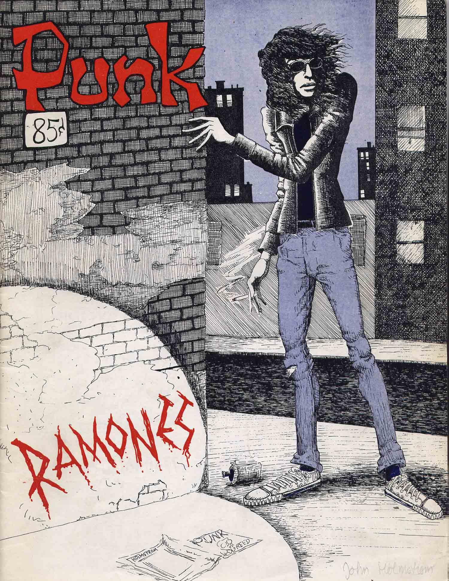 Punk Magazine, Issue 3, April 1976