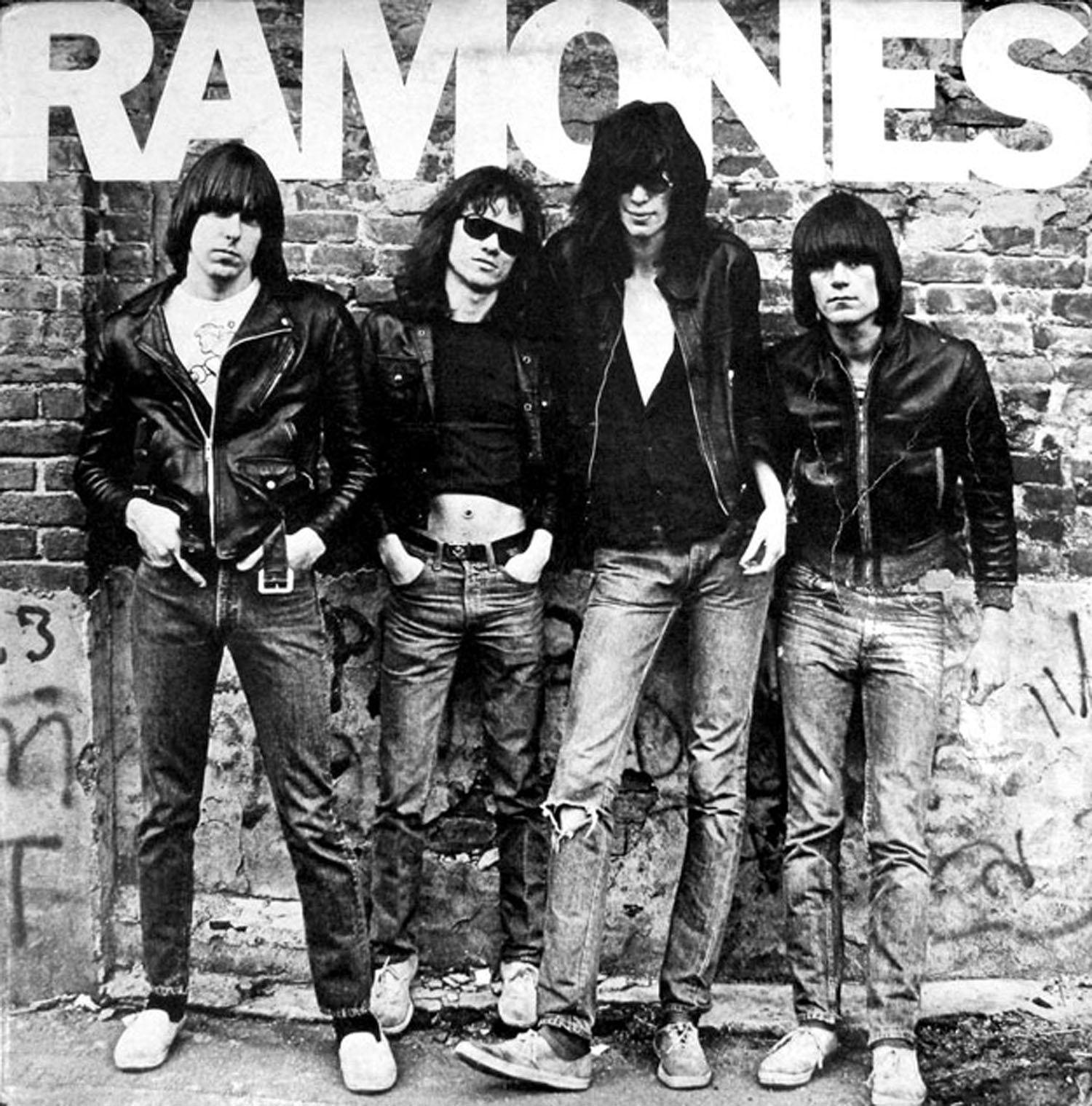 Roberta Bayley (photographer), Ramones album