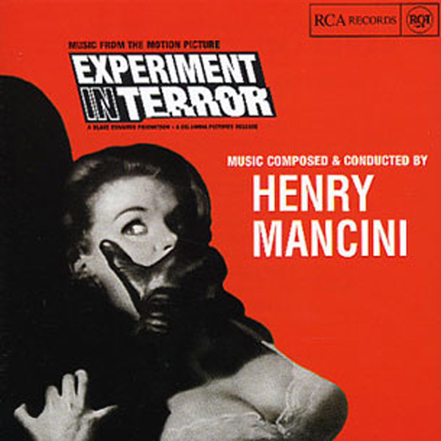 Experiment in Terror, 1962, music by Henry Mancini