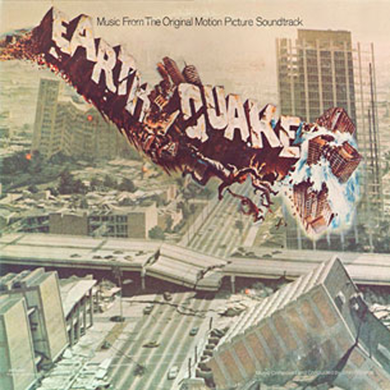 Earthquake, 1974, music by John Williams