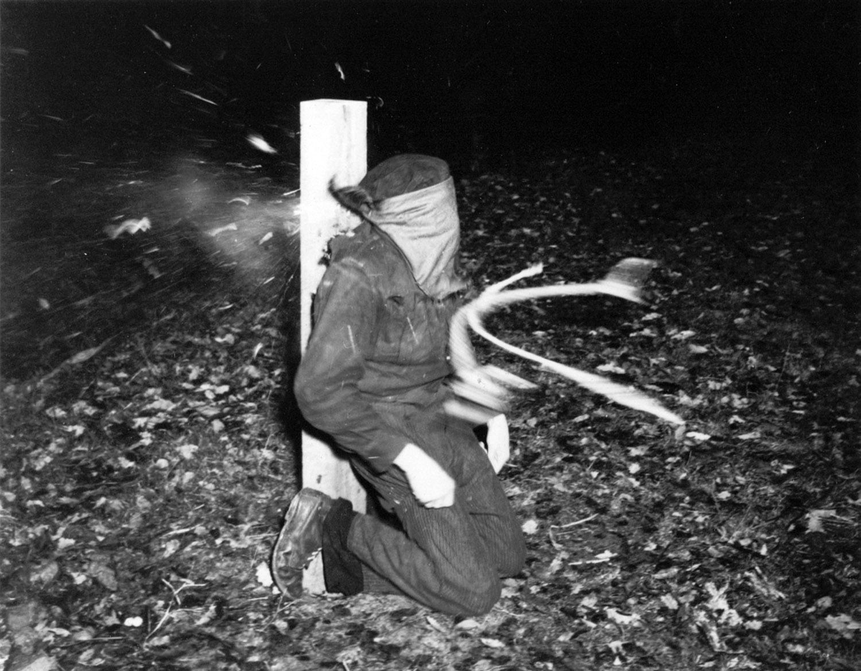 Hines, ULSL Army (USA), Bullets' Impact, 1944