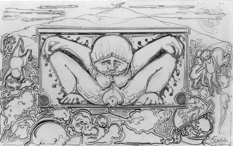 Franz Karl Buhler, Untitled, 1901