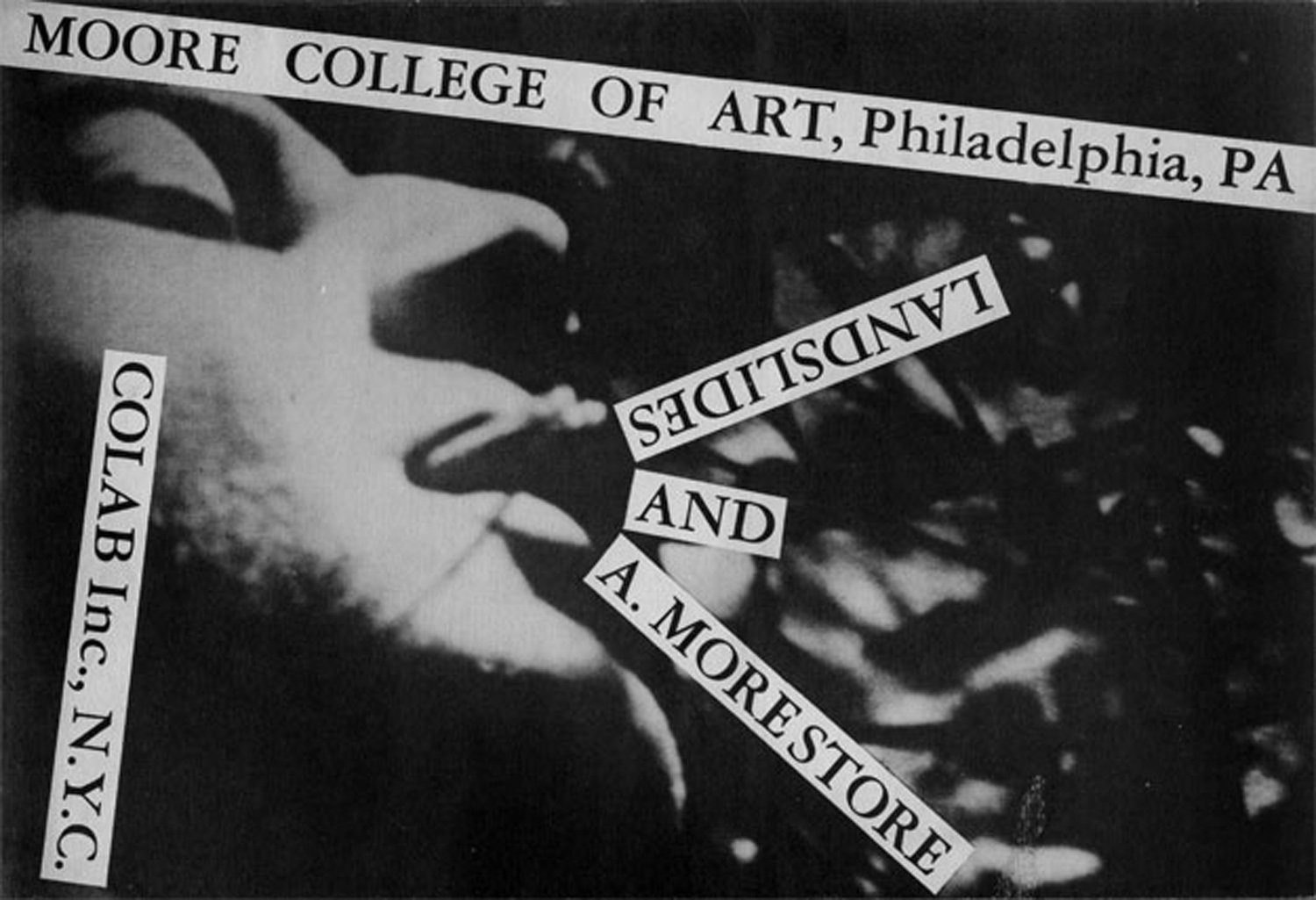 Colab show catalogue, Moore College of Art, Philadelphia, PA, 1983