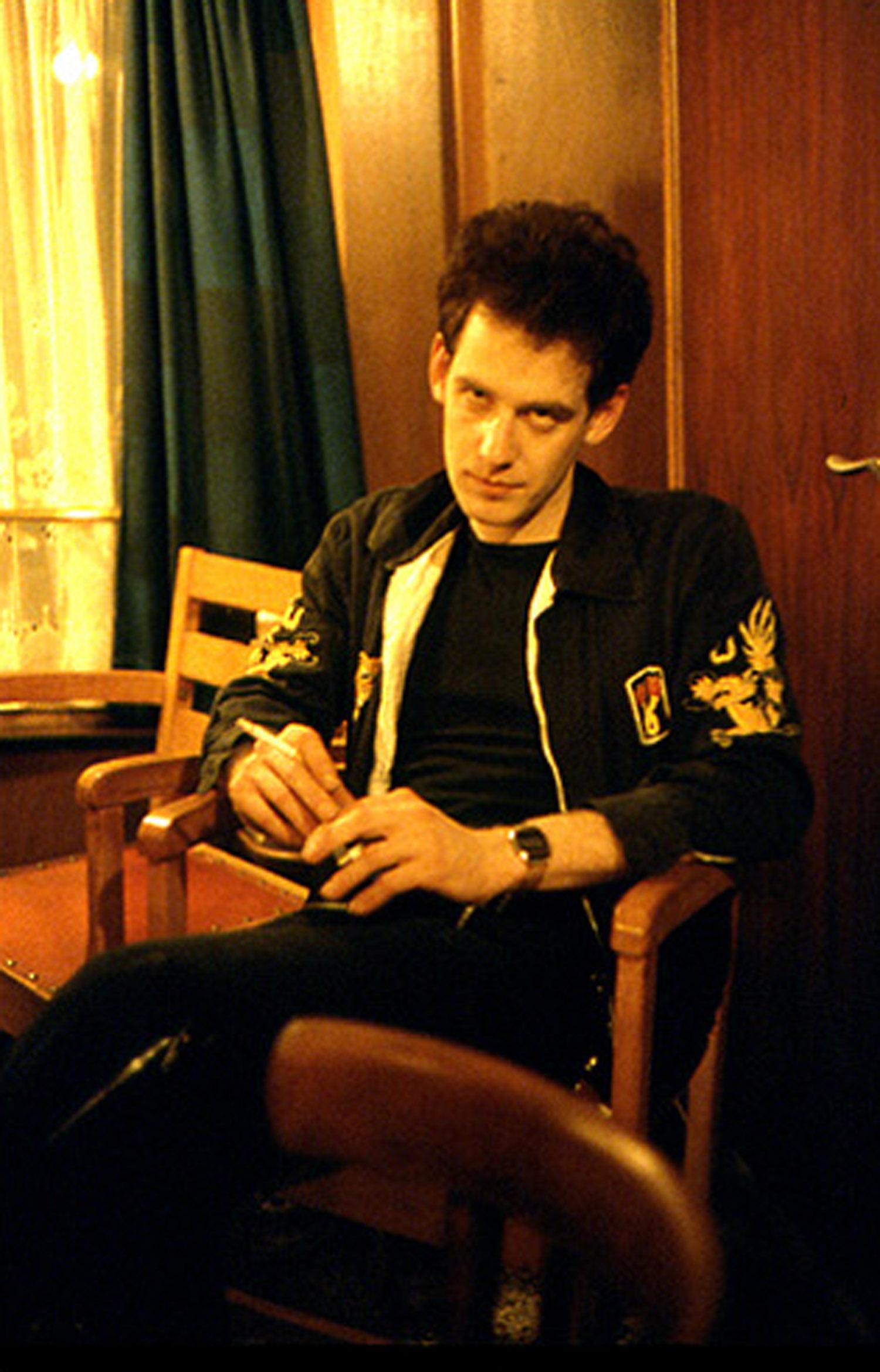 Gerard Pas, Amsterdam, 1977-78