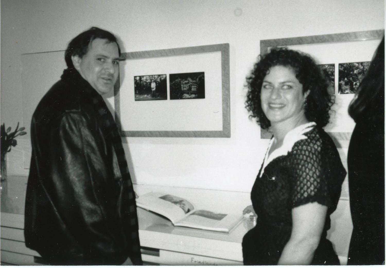 Eve Sonneman (with Marc Miller)