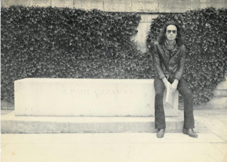Bykert Gallery, Brice Marden, Card, 1970