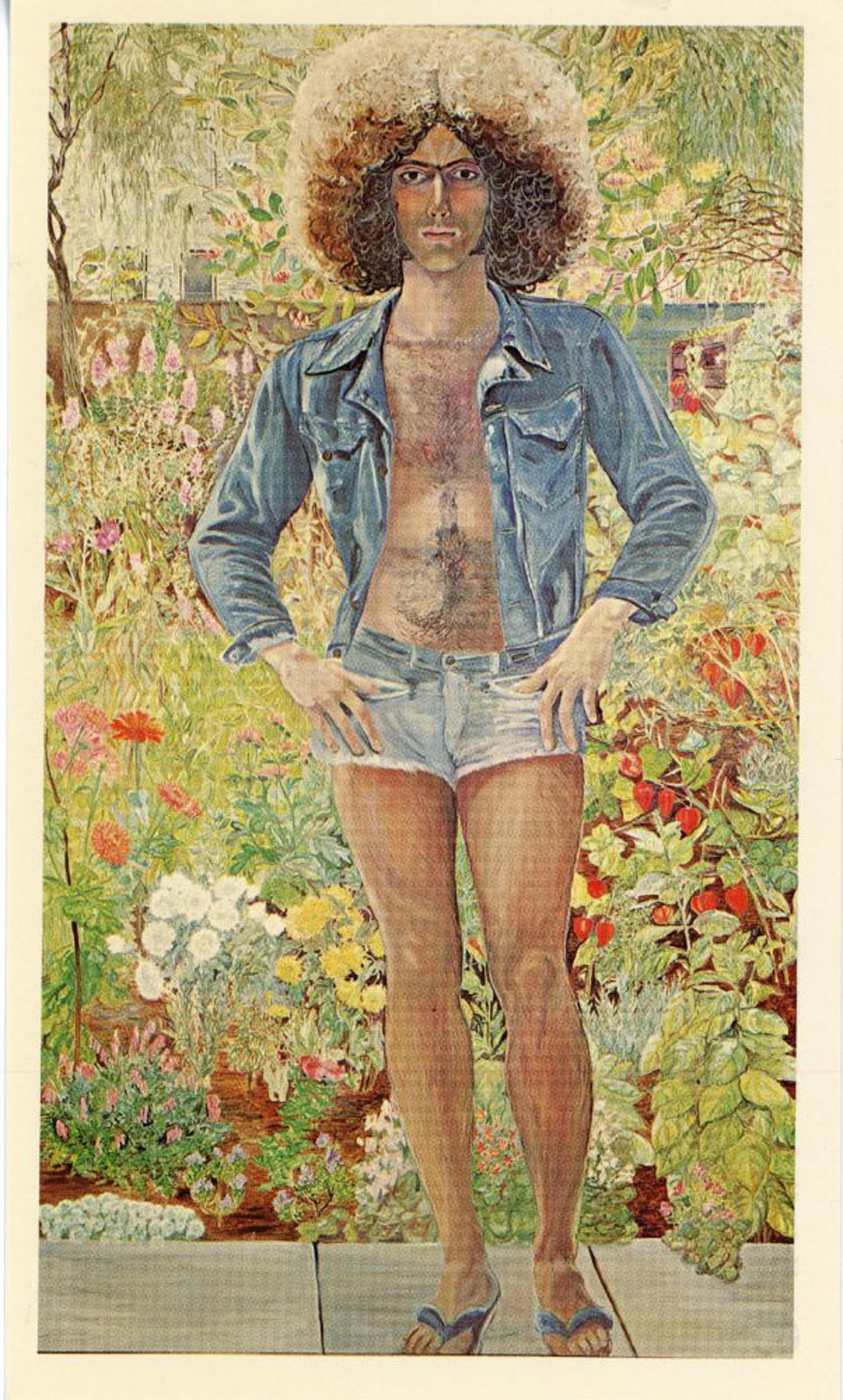 A.I.R. Gallery, Sylvia Sleigh, Card, 1976