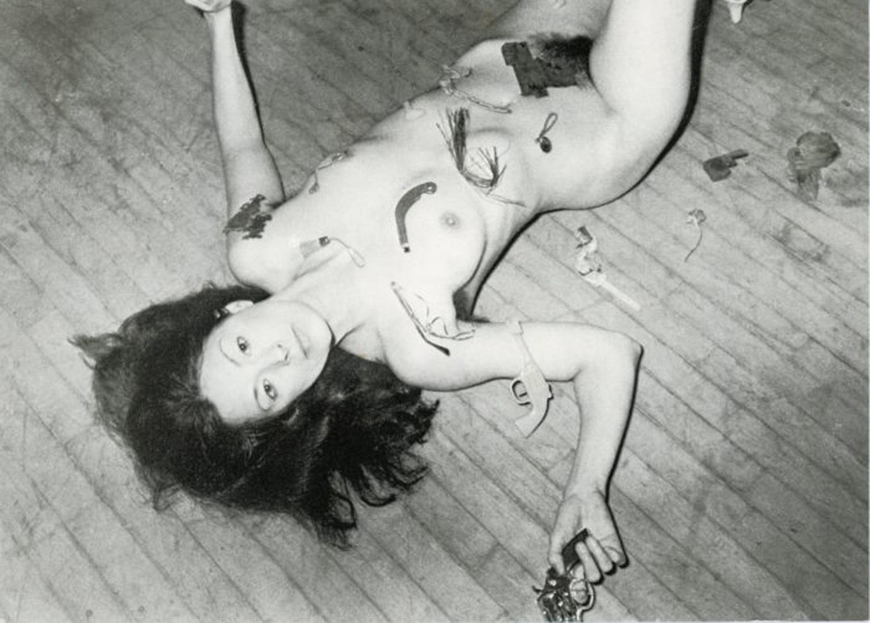P.S. 1, Hannah Wilke, so help me hannah, Card, 1978