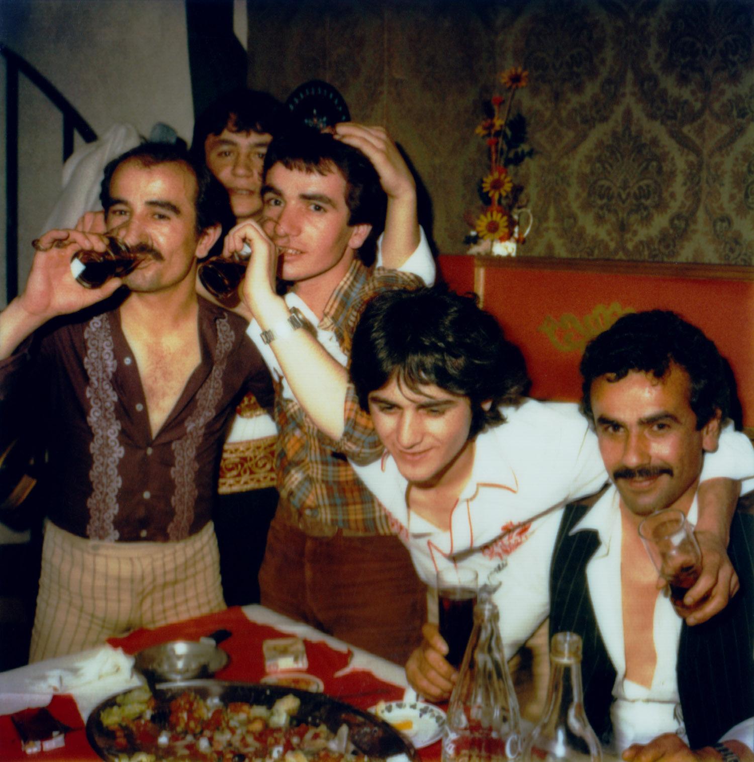 Mohamed, Ahmet and Mustafa