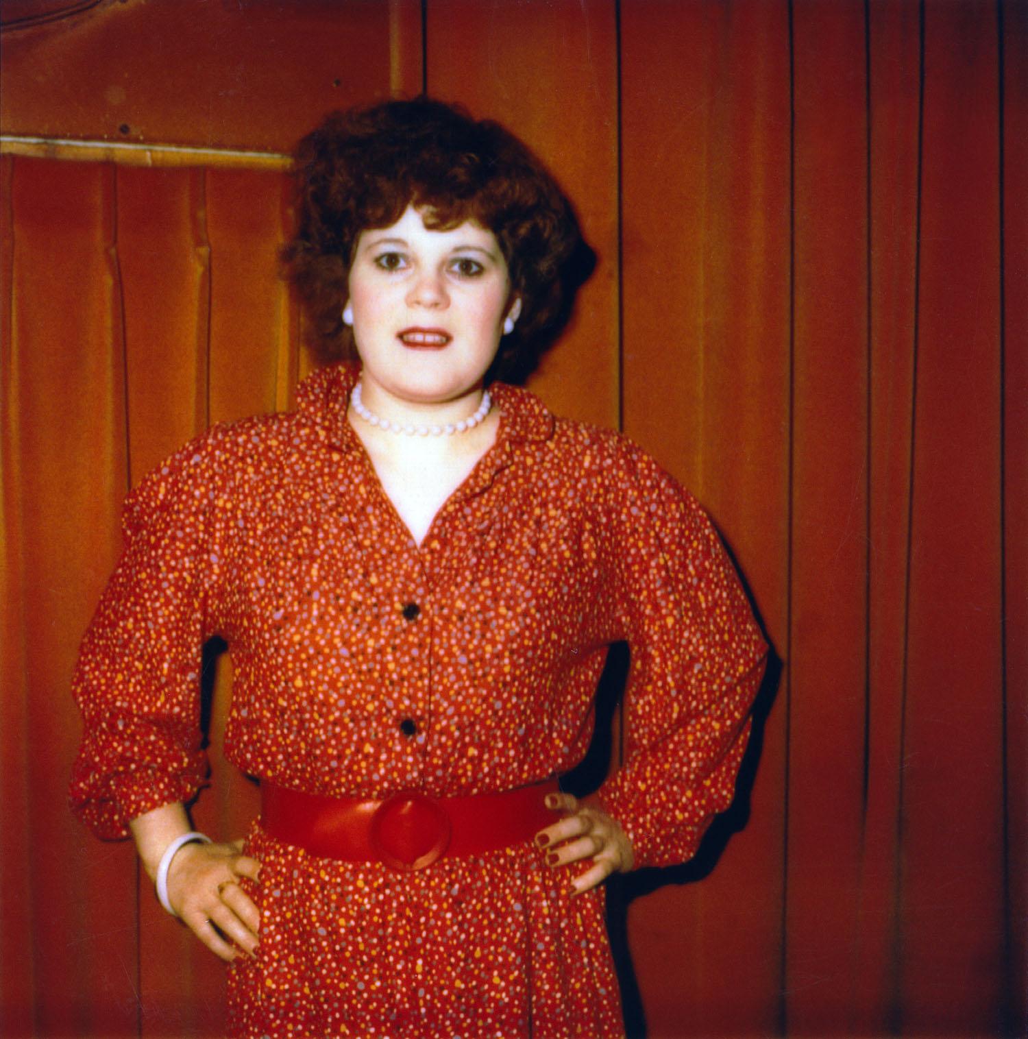 Hostess at the San Francisco Bar and Disco