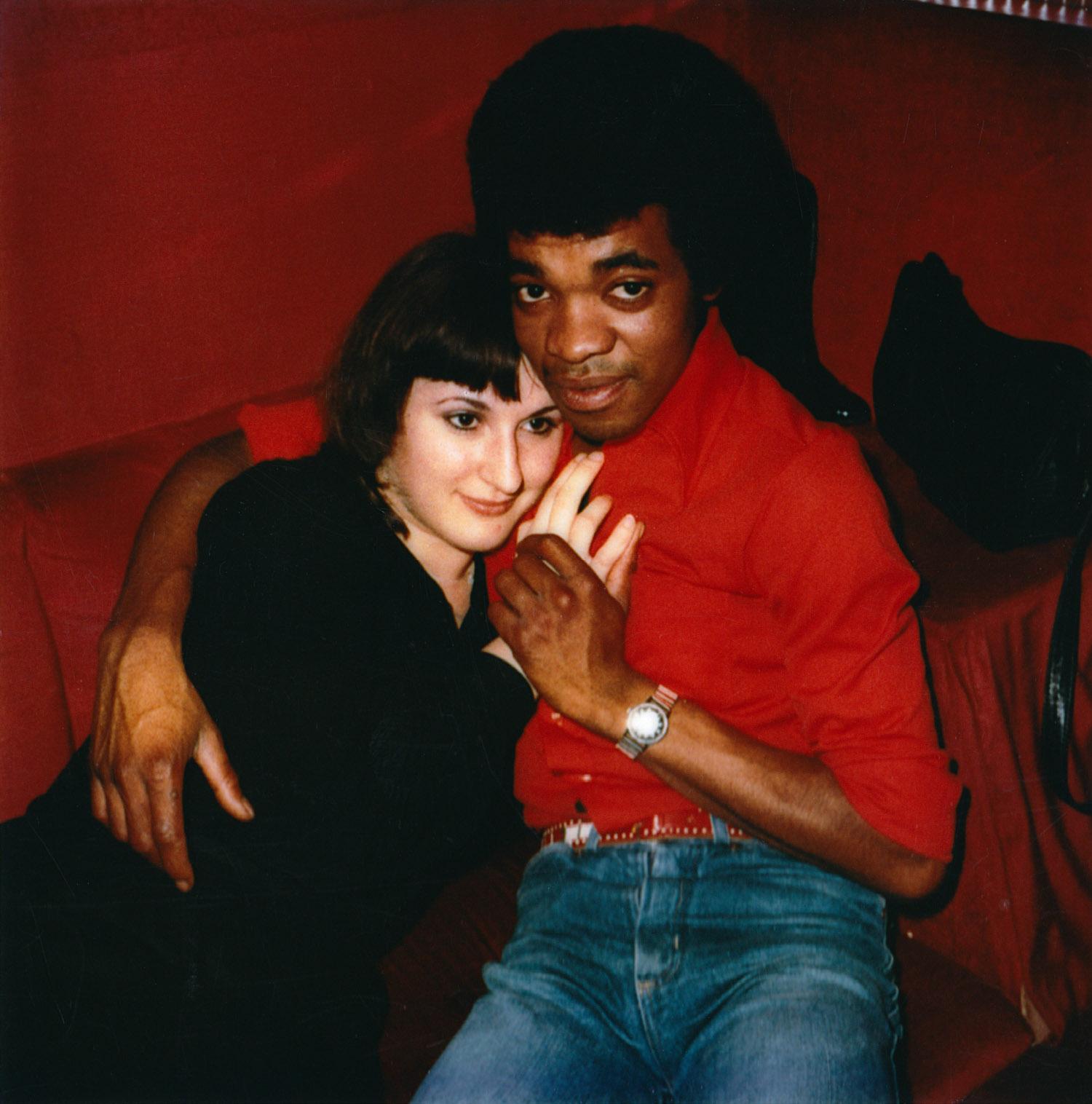 Couple at Studio 37