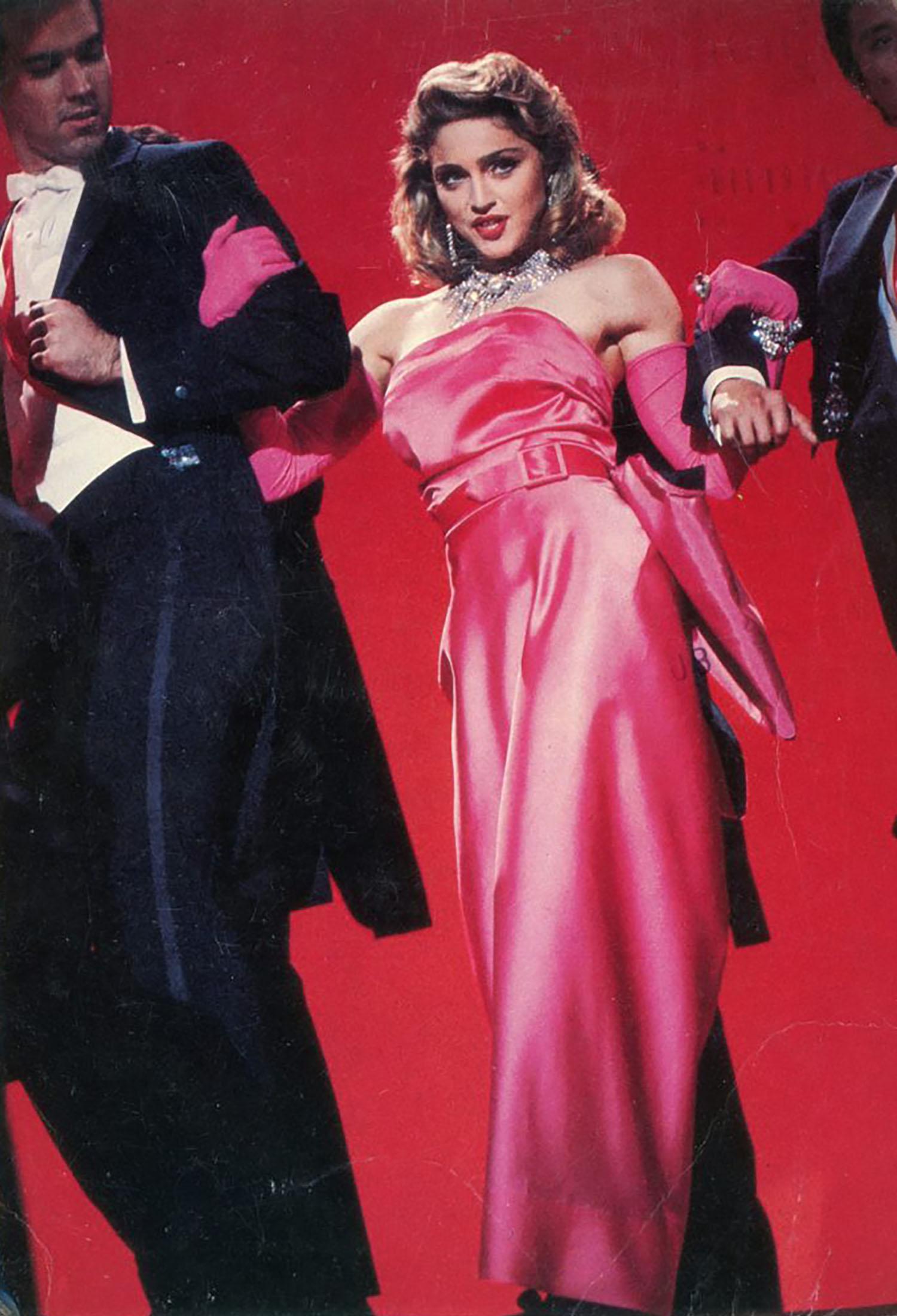 Palladium, Madonna, Homecoming Party, Card, 1985