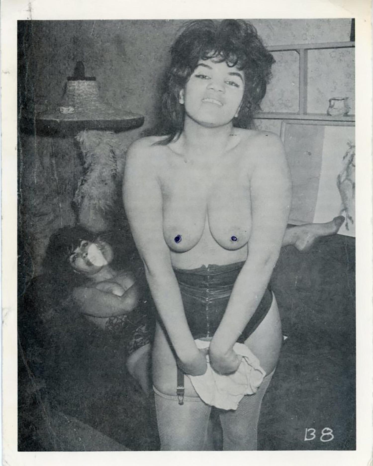 Mudd Club, Tina L'hotsky, Cha-Cha Party, Card, 1978