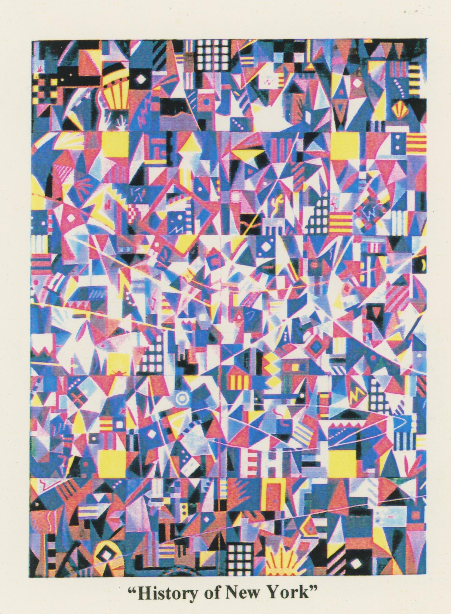 Ted Greenwald Gallery, Inc., Robert Yucikas Paintings, 1987.
