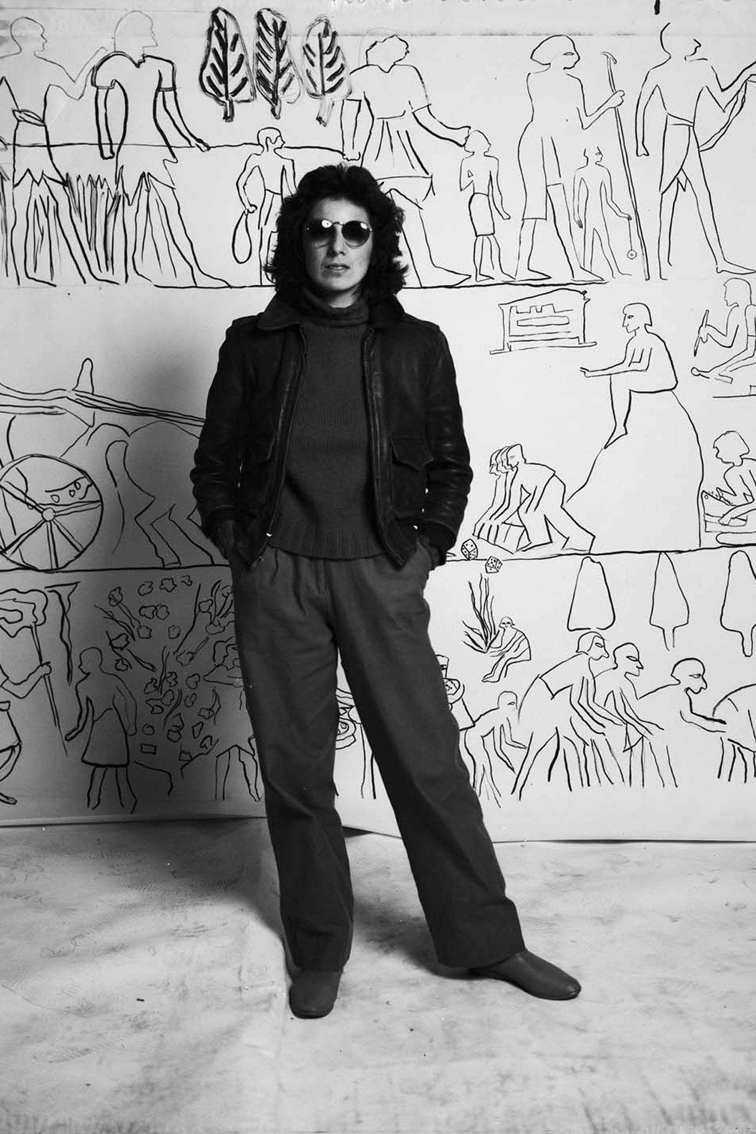 Lisa Kahane. Photo by Tom Warren