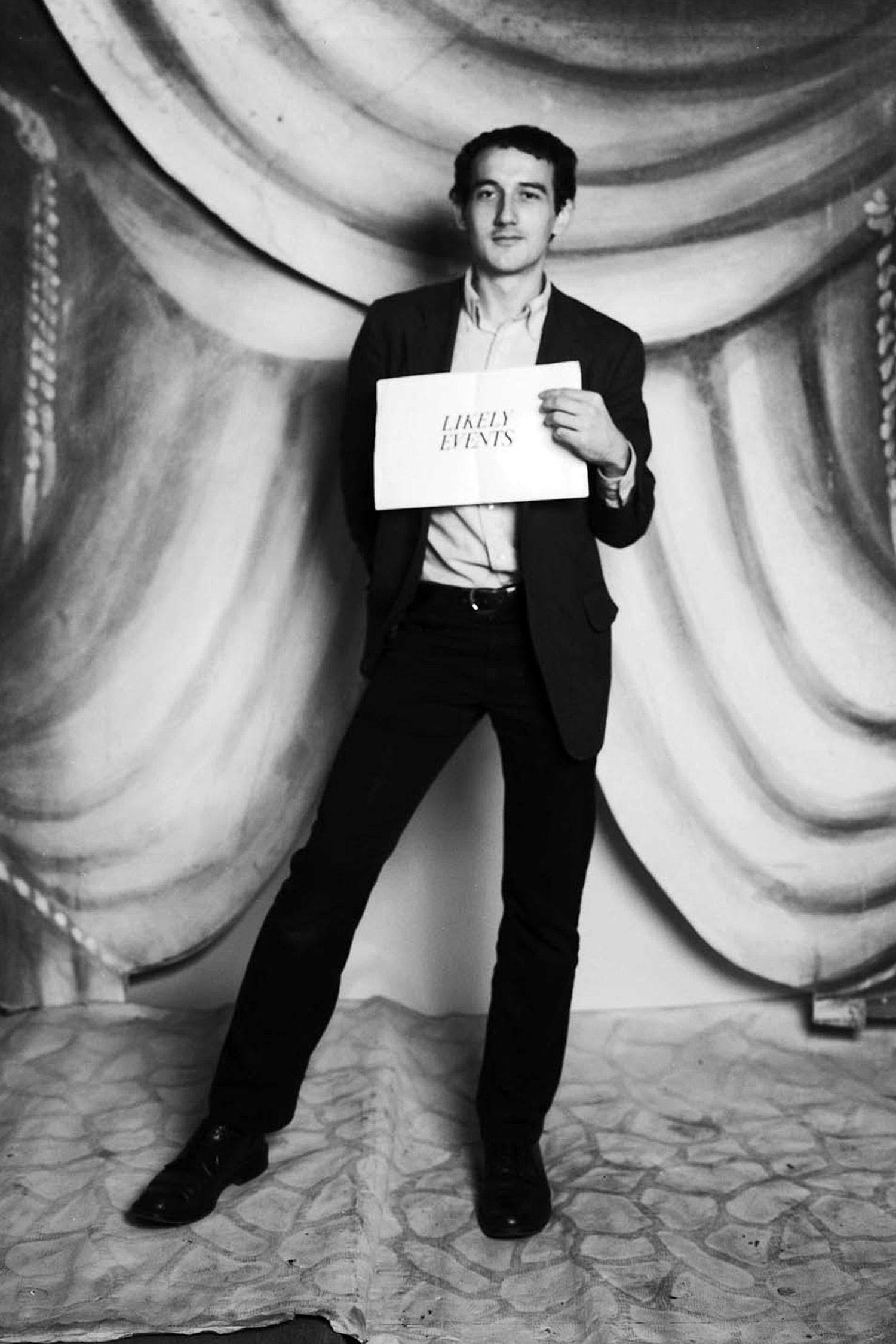 Peter Fend. Photo by Tom Warren