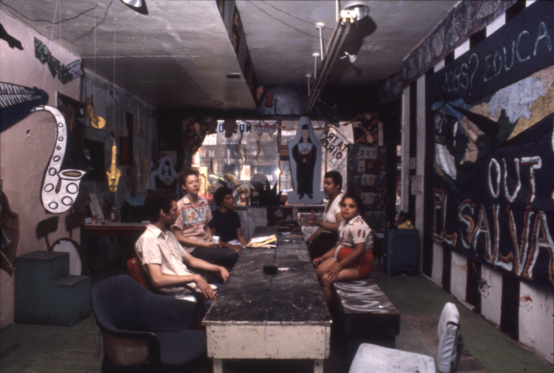 Interior of ABC No Rio. Photo courtesy of Becky Howland
