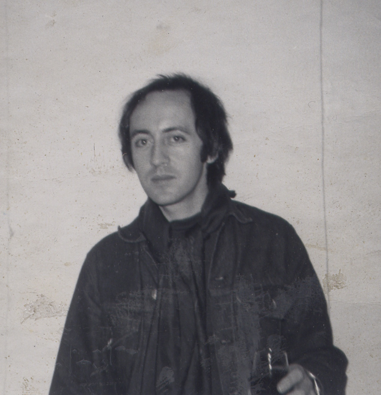 Billy Collins, c. 1970.