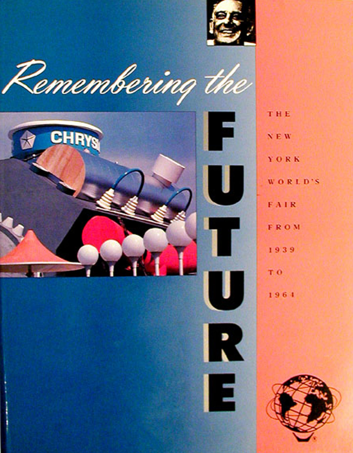 "For the World's Fair anniversaries, the Queens Museum mounted the exhibition ""Remembering the Future: The New York World's Fair from 1939 to 1964."" The ambitious catalogue, published by Rizzoli International, featured essays by Robert Rosenblum, Morris Dickstein, Sheldon J. Reaven, Rosemarie Haag Bletter, Helen A. Harrison, Ileen Sheppard, and Marc H Miller."