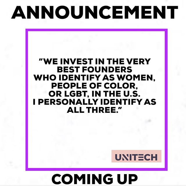🌟SPECIAL GUEST ATTENDING THE UNITECH HACKATHON SEPTEMBER 28TH!🌟 ▪️ Can you guess WHO? ▪️ The answer is coming up in later today! ▪️ #unitechx #unitech #diversity #inclusion #siliconvalley #blockchain #entrepreneur #entrepreneurship