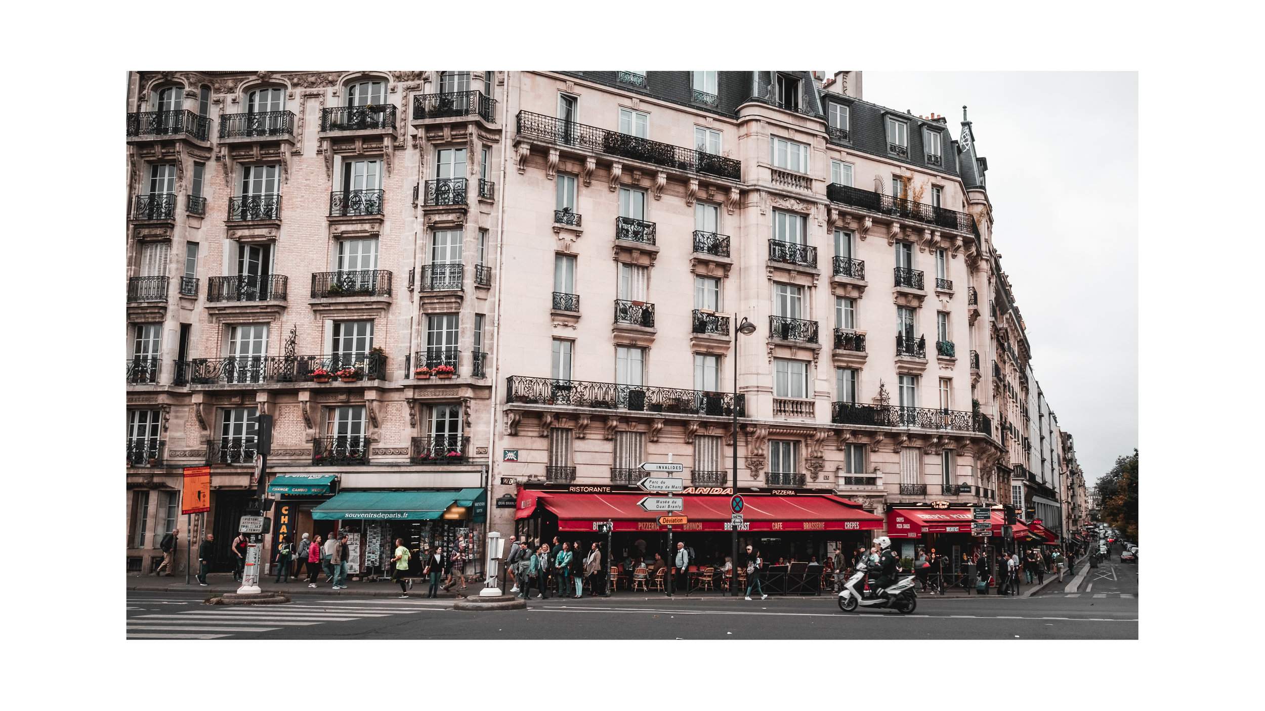 """Favorite city to photograph Paris""   Ramon Brito    Contact"