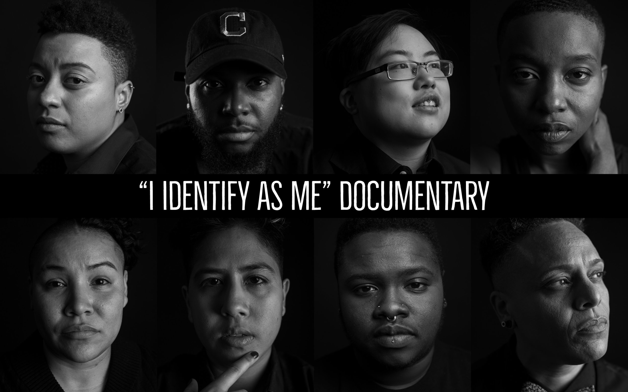 "I Identify As Me (preview) - By Tina Colleen & Monick MonellRuntime: 4 minsThe ""I Identify as Me"" documentary celebrates queer + trans people of color who are masculine-presenting/gender fluid women or gender-nonconforming people."